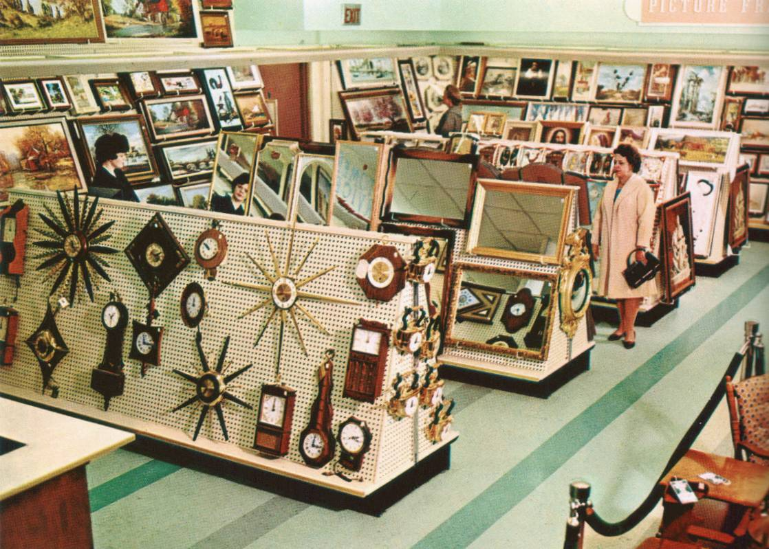 The on-line museum of North America's independent department stores. The museum holds all sorts of information about classic department stores which either no .